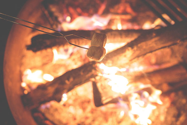 How to roast marshmallows?